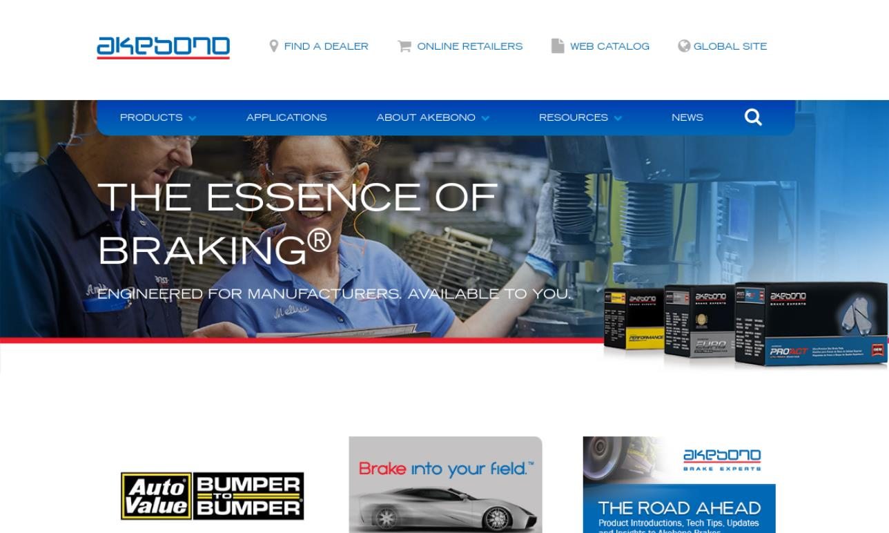 Akebono Brake Corporation
