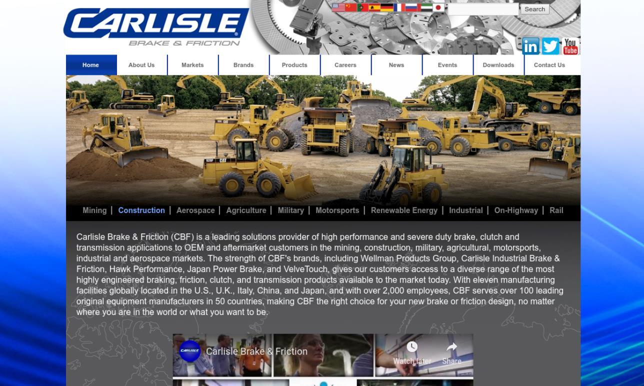 Carlisle Brake & Friction