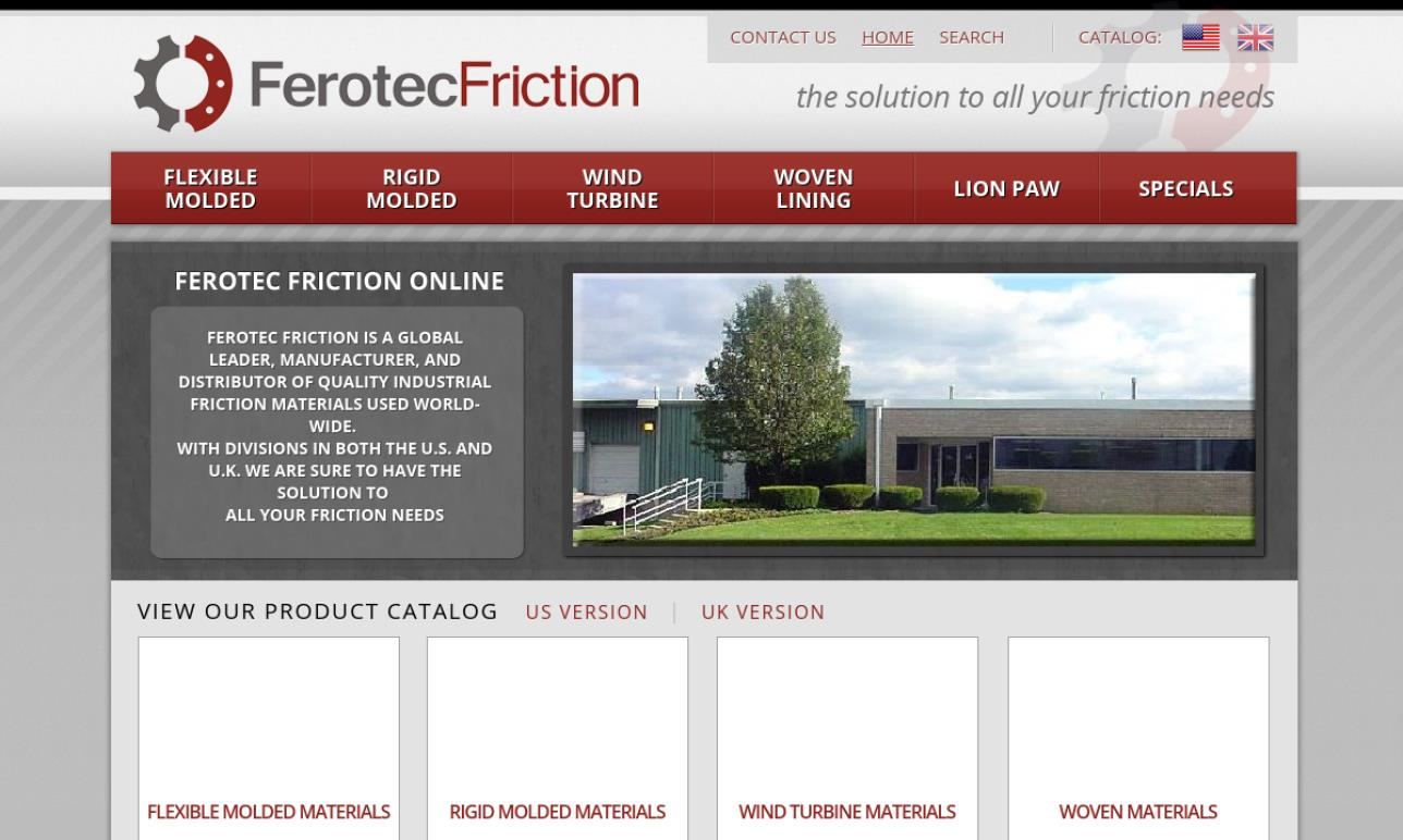 Ferotec Friction