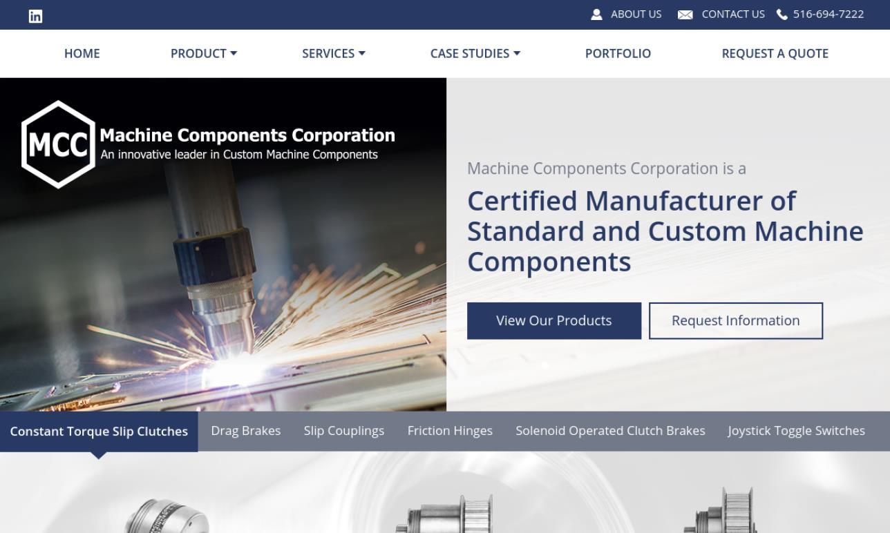 Machine Components Corporation