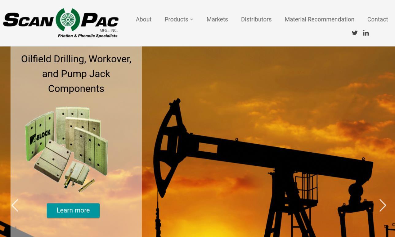 Scan-Pac Mfg., Inc.